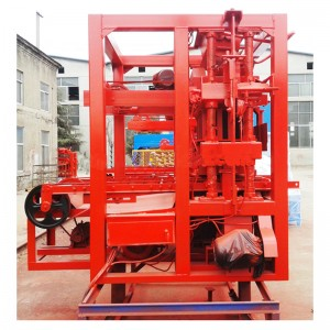 QTJ4-26 small cheap concrete block machine Linyi Youju company